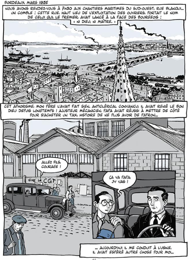 Extrait 0 : Apprenti - Ouvrier : Apprenti, mémoires d'avant guerre