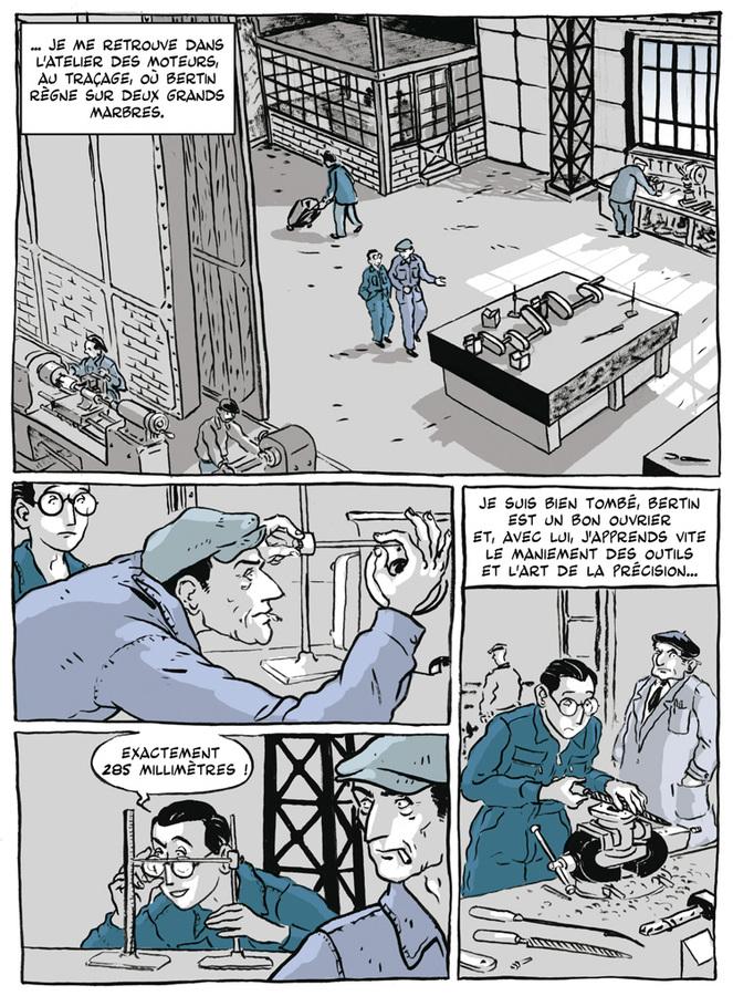 Extrait 3 : Apprenti - Ouvrier : Apprenti, mémoires d'avant guerre