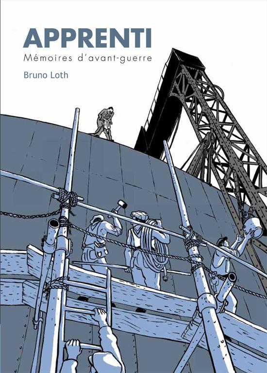 Apprenti - Ouvrier : Apprenti, mémoires d'avant guerre