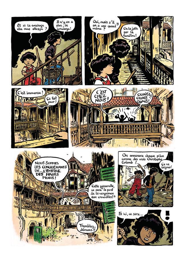 Extrait 2 : L'Empire des Hauts Murs