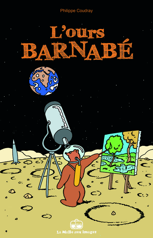 L'Ours Barnabé T13 : Encore plus fort !