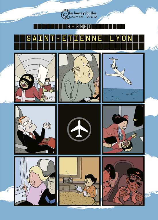 Saint-Etienne Lyon