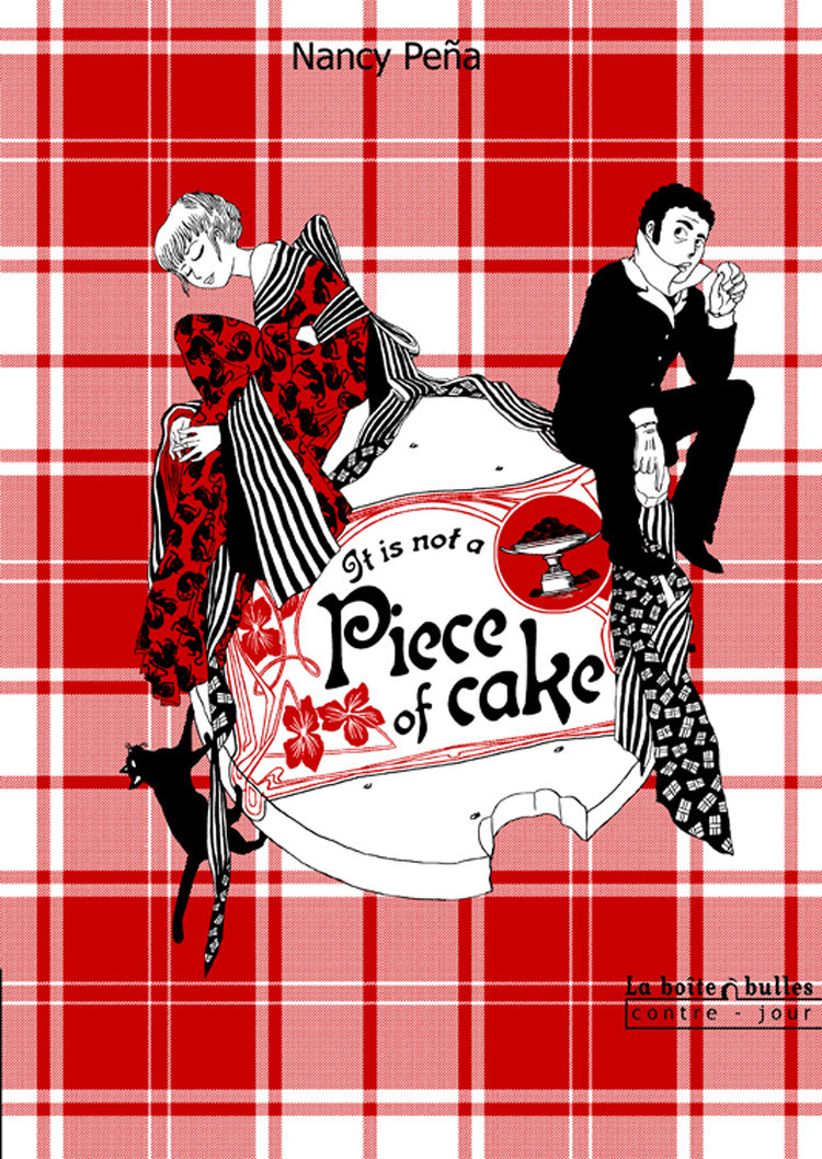 Le Chat du kimono T3 : It's not a Piece of Cake