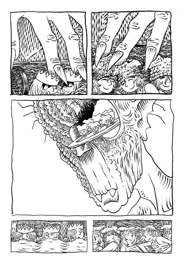 Extrait 0 : La Femme de l'Ogre
