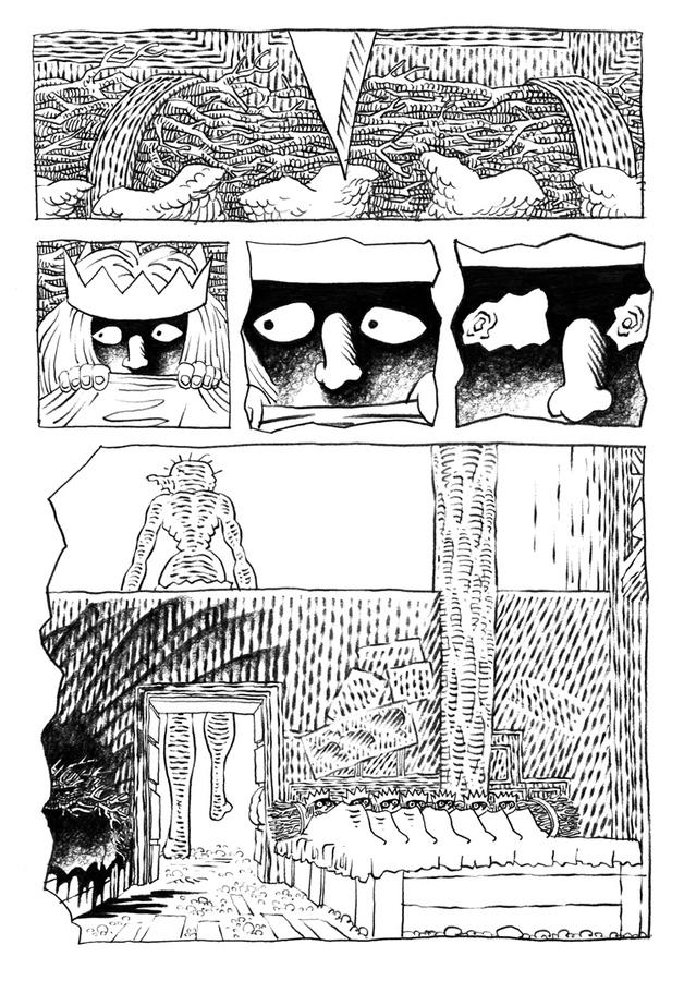 Extrait 1 : La Femme de l'Ogre