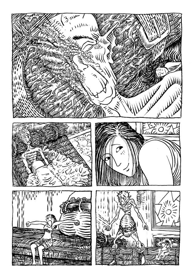Extrait 3 : La Femme de l'Ogre