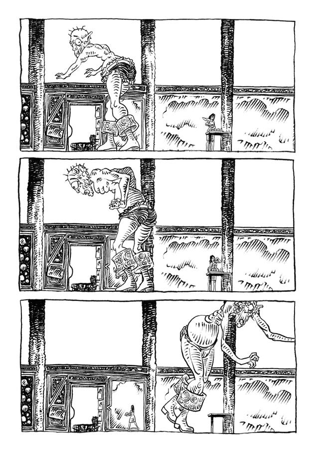 Extrait 4 : La Femme de l'Ogre