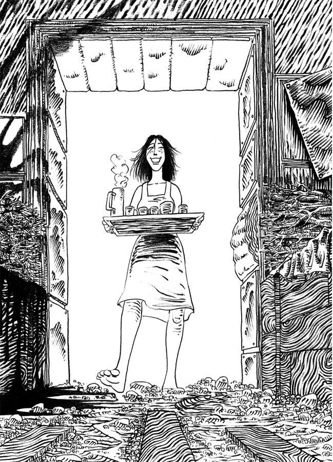 Extrait 5 : La Femme de l'Ogre
