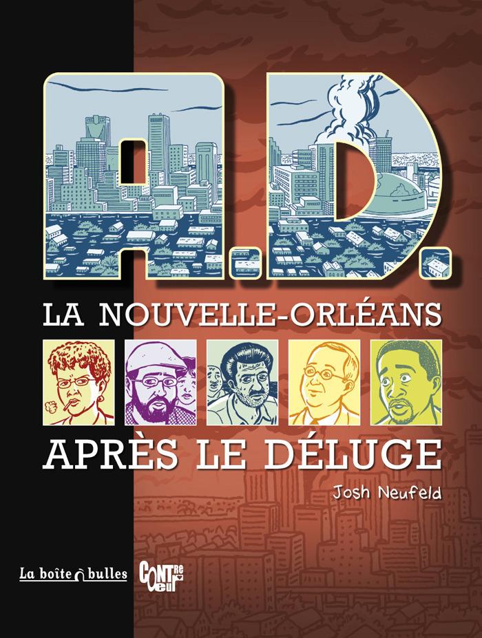 A.D. : La Nouvelle Orléans après le Déluge