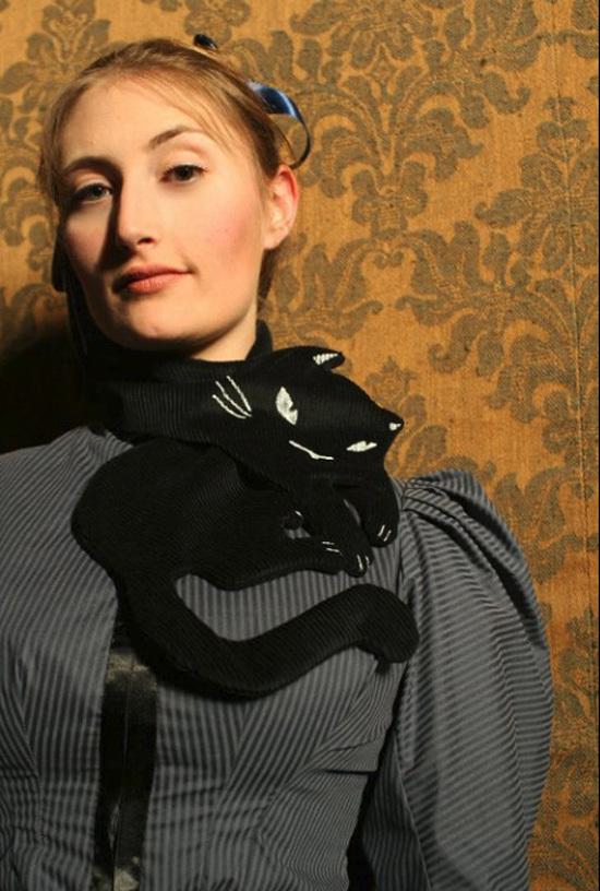 Extrait 7 : Le Chat du kimono : Les Carnets du kimono