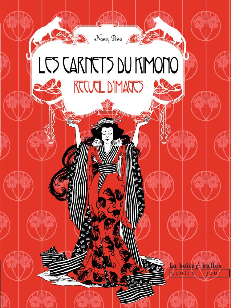 Le Chat du kimono : Les Carnets du kimono