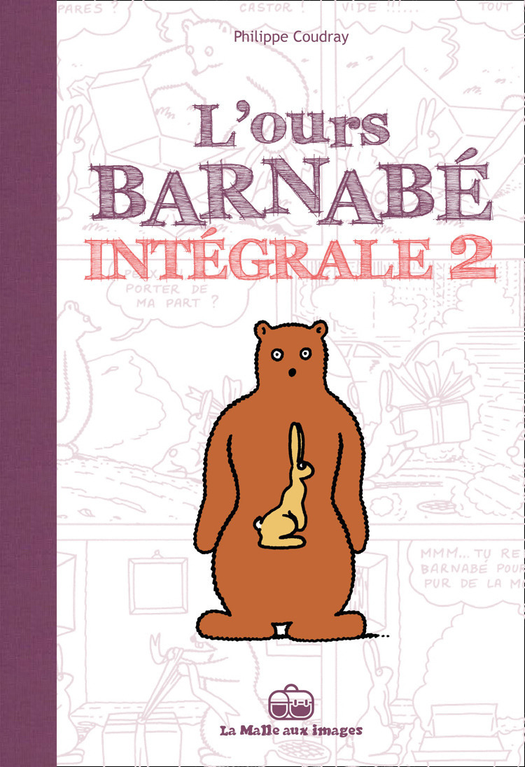 L'Ours Barnabé - Intégrale V2