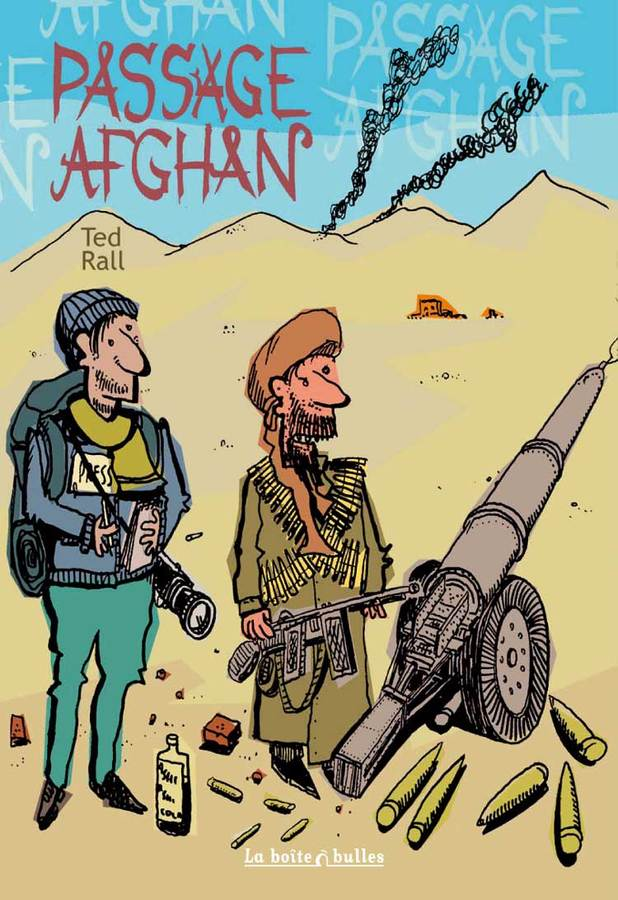 Extrait 0 : Passage afghan