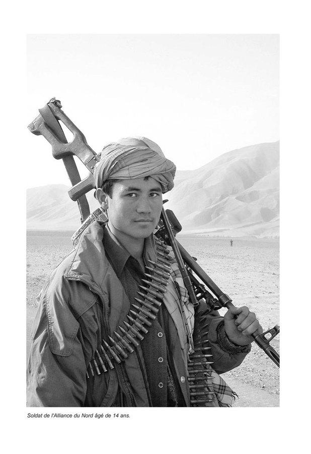Extrait 3 : Passage afghan