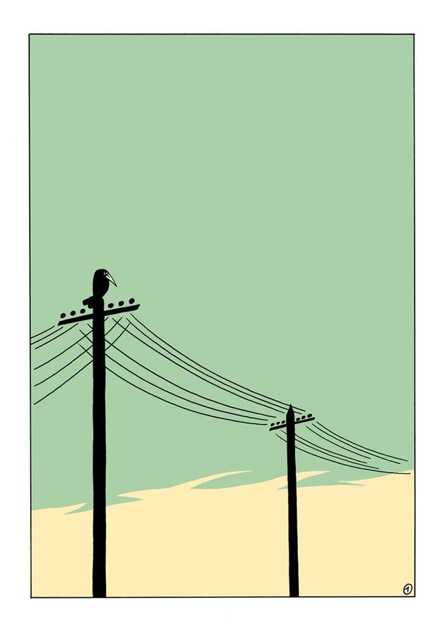 Extrait 0 : Le Chant du corbeau