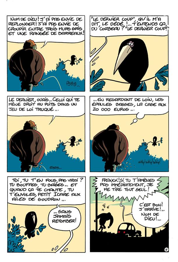 Extrait 6 : Le Chant du corbeau
