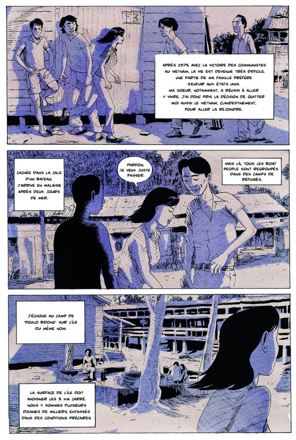 Extrait 1 : Mémoires de viet kieu T2 : Little Saigon