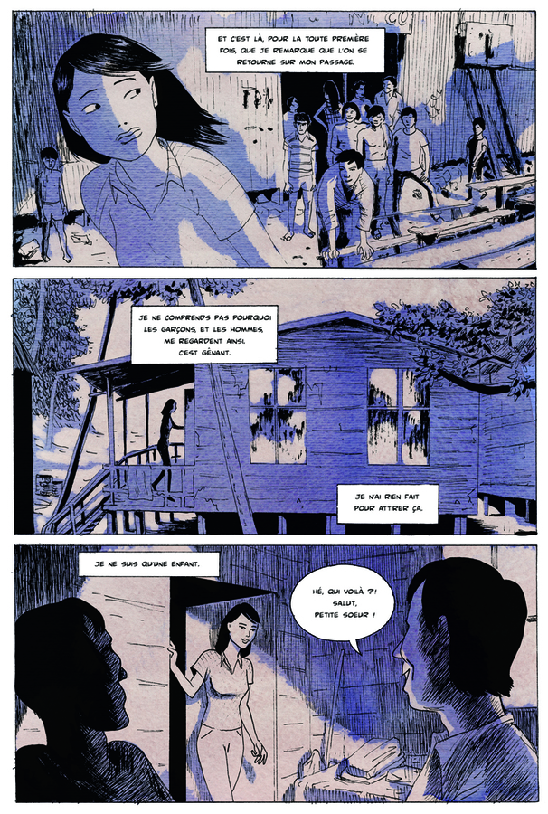 Extrait 2 : Mémoires de viet kieu T2 : Little Saigon