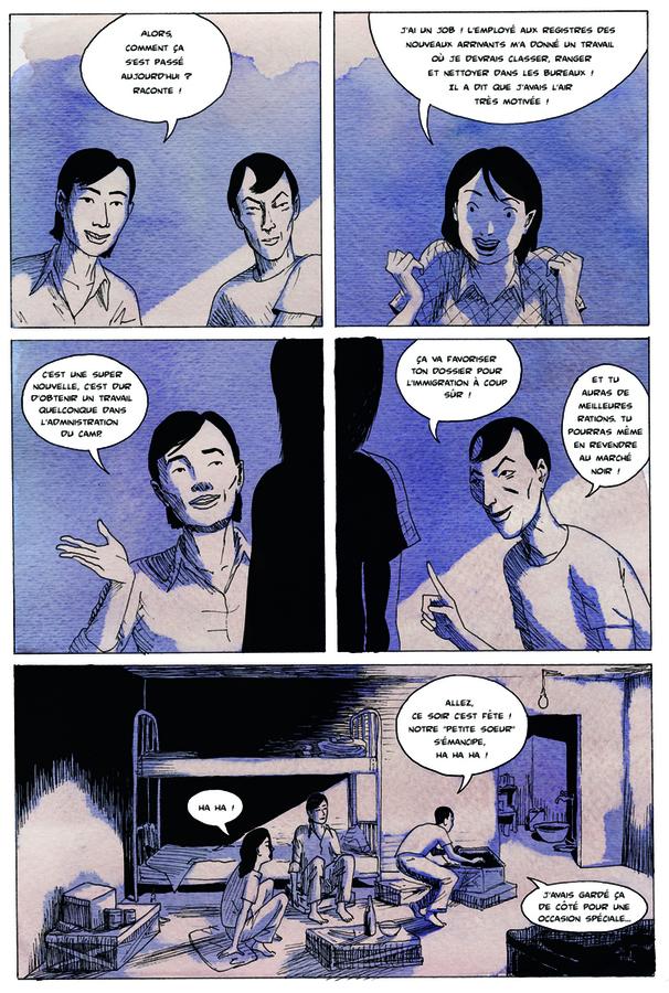 Extrait 3 : Mémoires de viet kieu T2 : Little Saigon