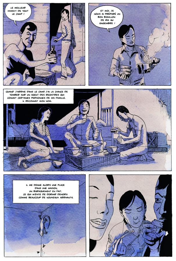 Extrait 4 : Mémoires de viet kieu T2 : Little Saigon