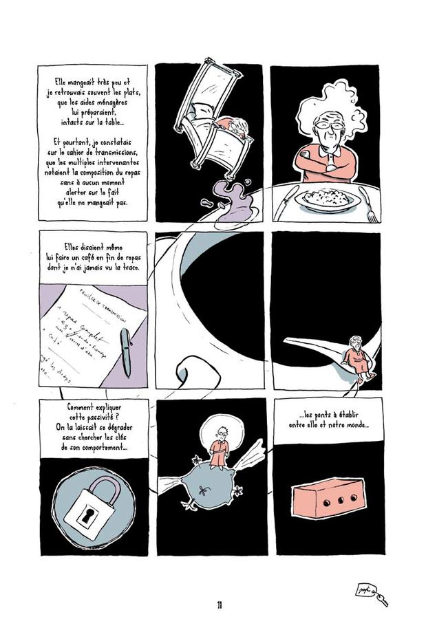 Extrait 1 : Little Joséphine