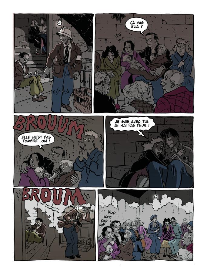 Extrait 7 : Apprenti - Ouvrier T2 : Ouvrier, Mémoires sous l'Occupation - 1ere partie