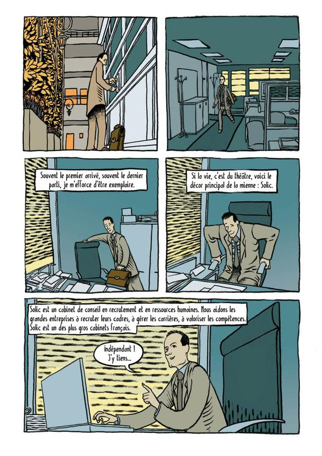 Extrait 1 : Lehman, la crise et moi