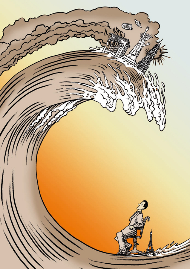 Extrait 6 : Lehman, la crise et moi
