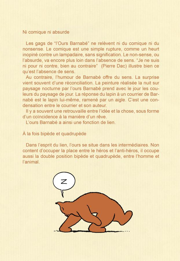 Extrait 3 : L'Ours Barnabé - Intégrale V3
