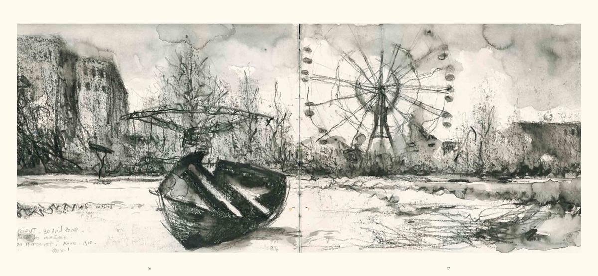Extrait 1 : Les Fleurs de Tchernobyl