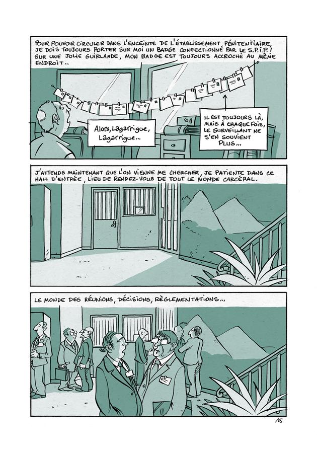Extrait 5 : En chienneté : Tentative d'évasion artistique en milieu carcéral