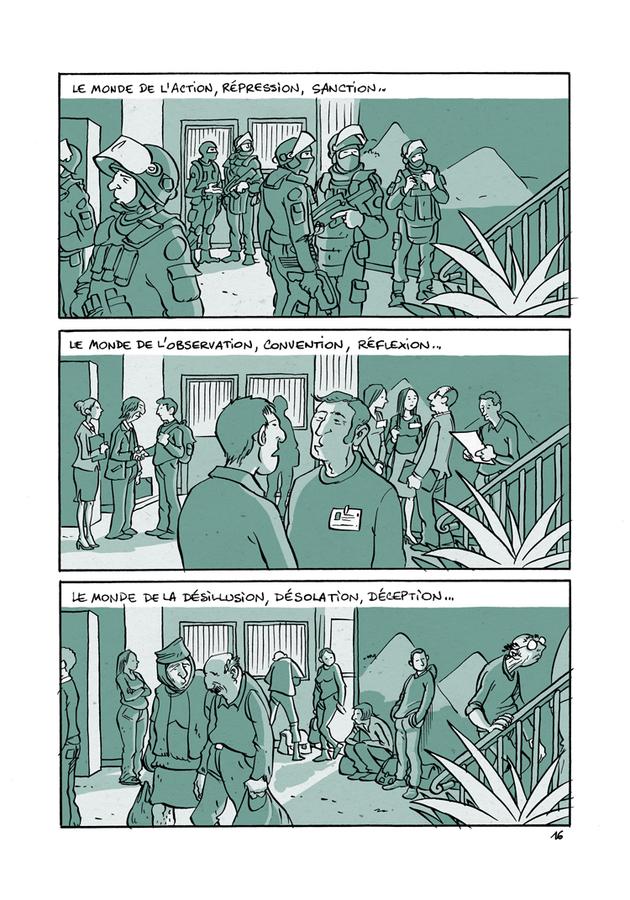 Extrait 6 : En chienneté : Tentative d'évasion artistique en milieu carcéral