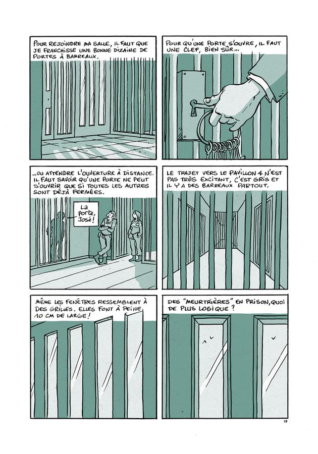 Extrait 7 : En chienneté : Tentative d'évasion artistique en milieu carcéral