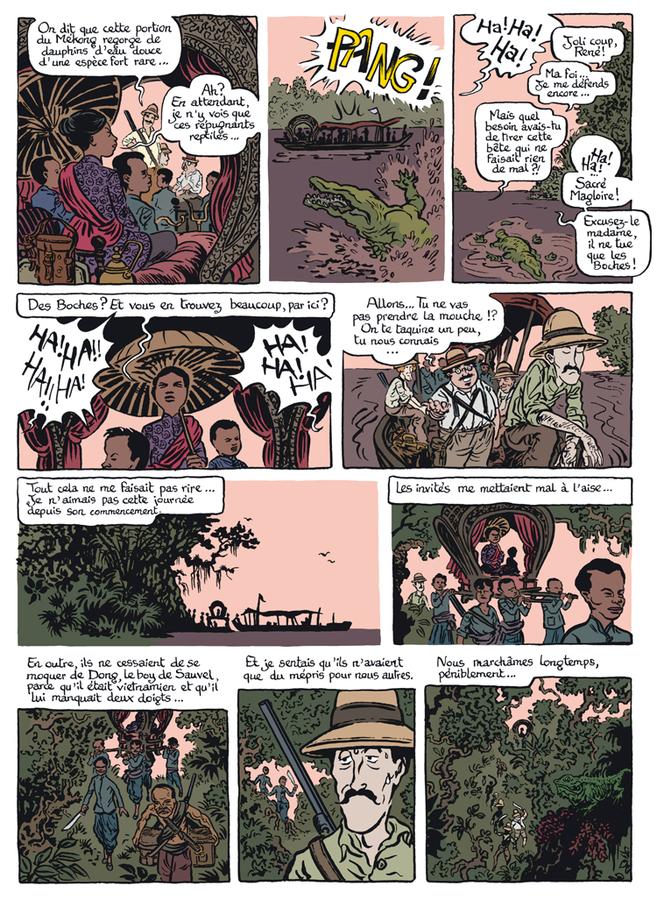 Extrait 4 : Le Musée insolite de Limul Goma V2 : Le Massacre