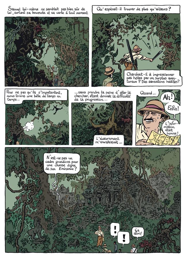 Extrait 5 : Le Musée insolite de Limul Goma V2 : Le Massacre