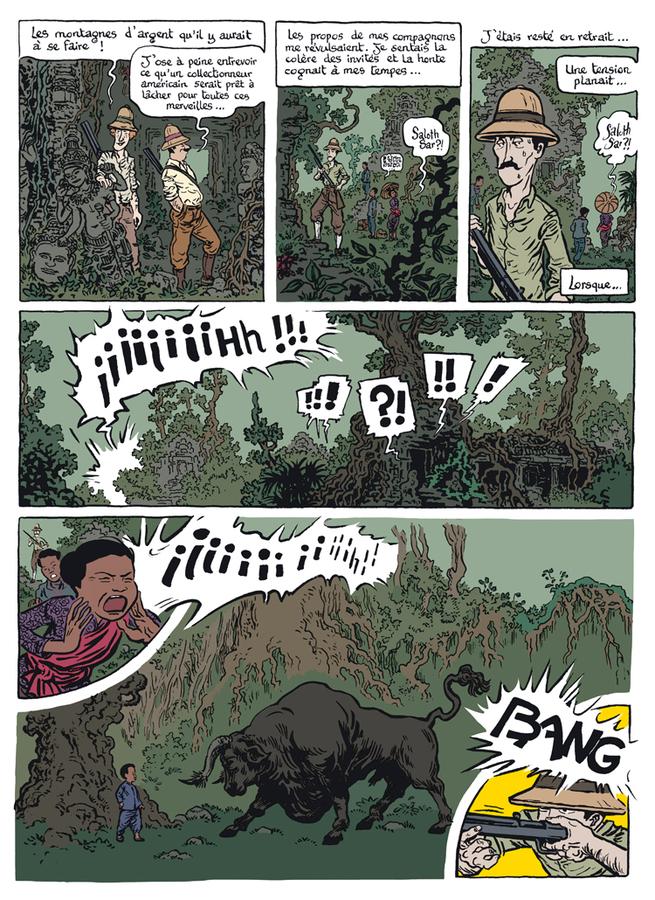 Extrait 7 : Le Musée insolite de Limul Goma V2 : Le Massacre