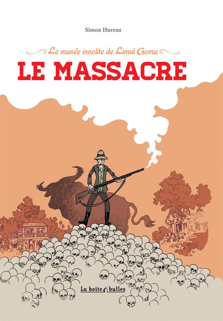 Le Musée insolite de Limul Goma V2 : Le Massacre