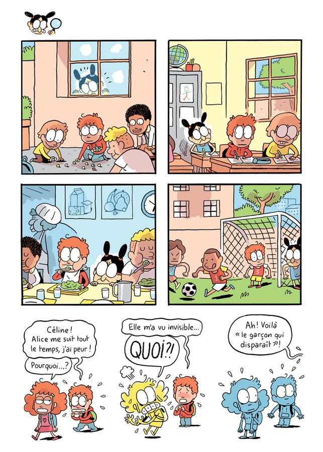 Extrait 5 : Où es-tu Léopold ? T2 : Cache-toi, voilà Alice !