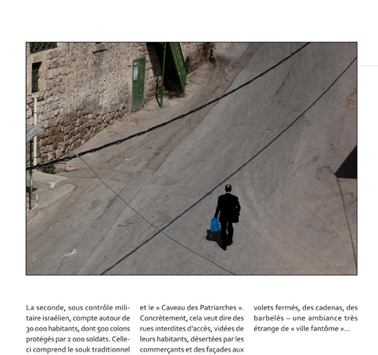 Extrait 3 : Salaam Palestine : [Carnet de voyage] en Terre d'Humanité
