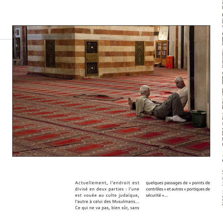 Extrait 4 : Salaam Palestine : [Carnet de voyage] en Terre d'Humanité