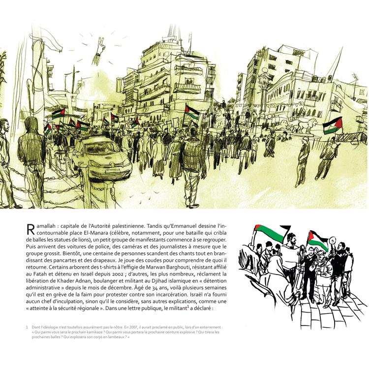 Extrait 2 : Palestine, dans quel état ? : [Carnet de route] en Cisjordanie occupée