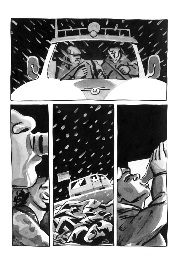 Extrait 1 : Mirador, tête de mort
