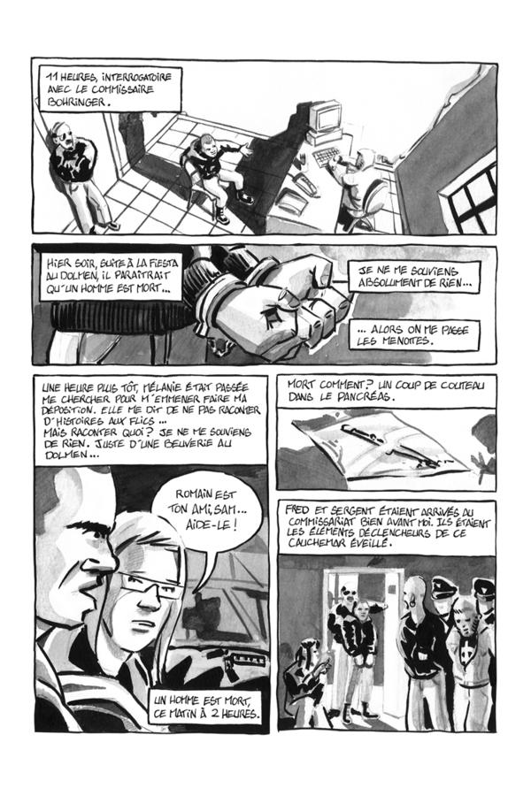 Extrait 5 : Mirador, tête de mort