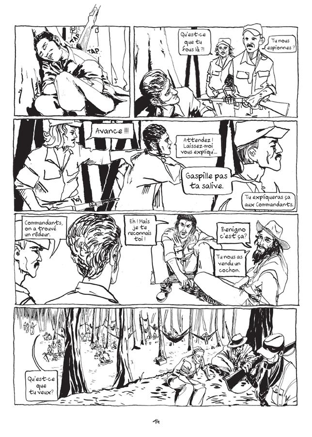 Extrait 2 : Benigno, mémoires d'un guérillero du Che
