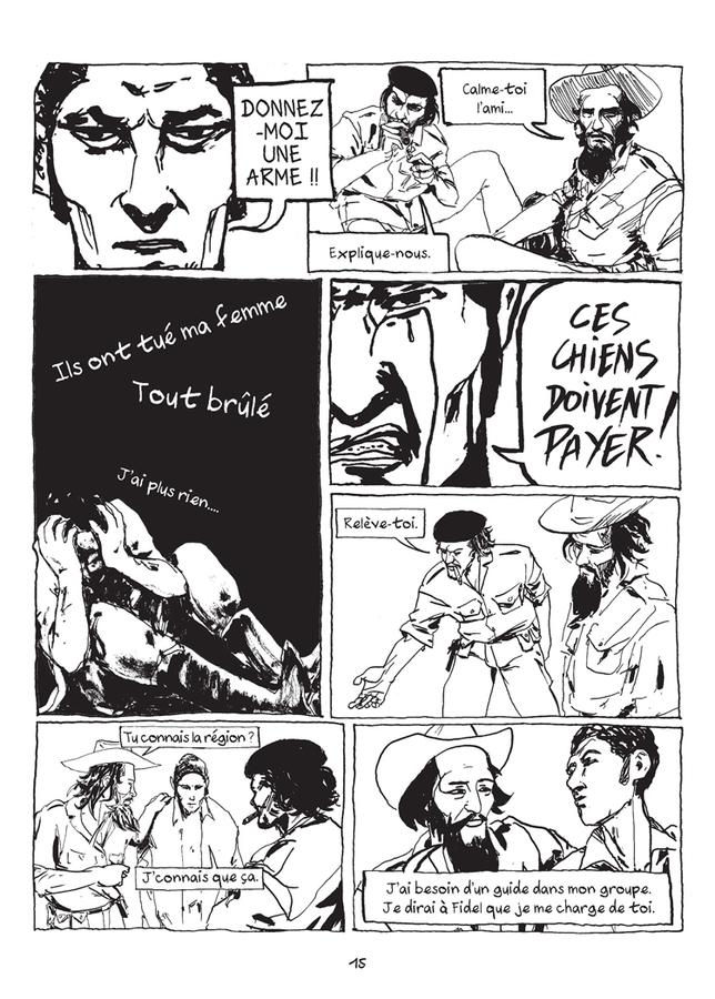 Extrait 3 : Benigno, mémoires d'un guérillero du Che