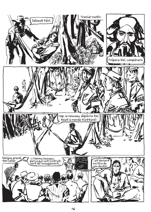 Extrait 4 : Benigno, mémoires d'un guérillero du Che