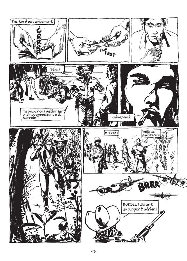 Extrait 5 : Benigno, mémoires d'un guérillero du Che