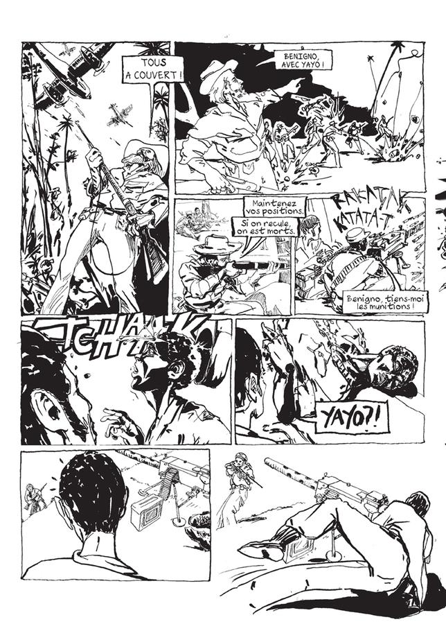 Extrait 6 : Benigno, mémoires d'un guérillero du Che