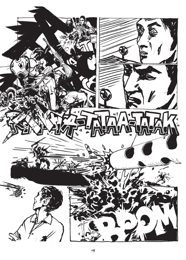 Extrait 7 : Benigno, mémoires d'un guérillero du Che
