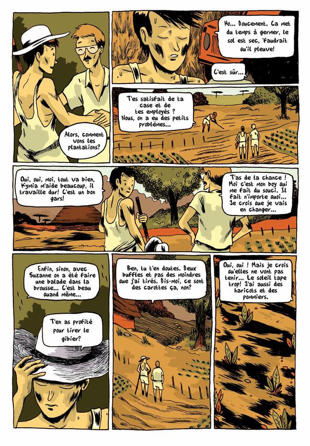 Extrait 2 : Les Jardins du Congo